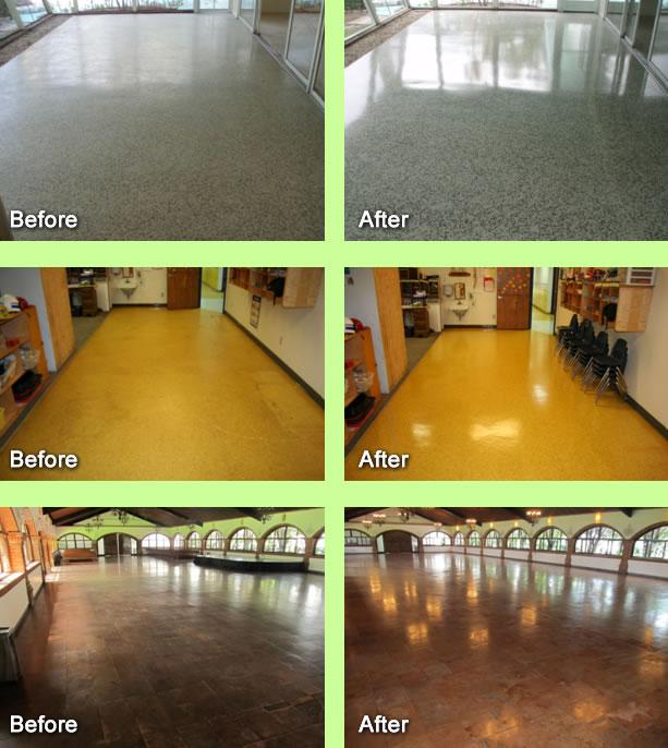 Ms Floor Refinishing Tile Refinishing We Refinish Terrazzo