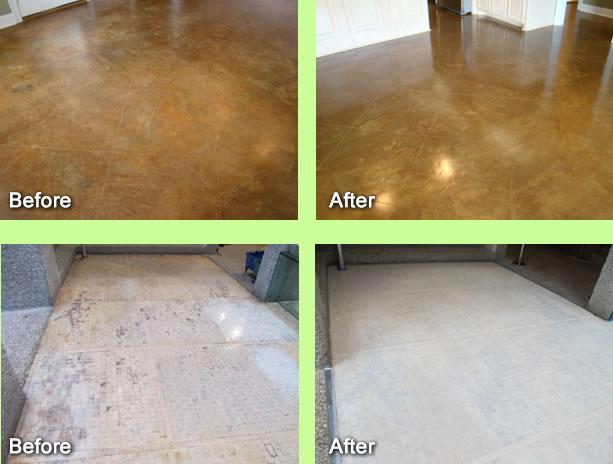 Ms Floor Refinishing Tile